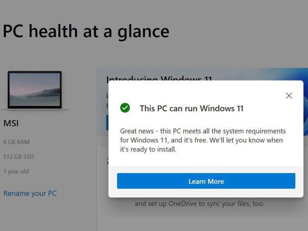 Как да проверим дали компютърът ни е съвместим с Windows 11