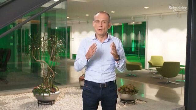 Жан-Паскал Трикоар, президент и главен изпълнителен директор на Schneider Electric